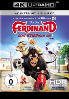 Ferdinand - Geht STIERisch ab! - 4K Ultra HD Blu-ray + Blu-ray (4K Ultra HD)