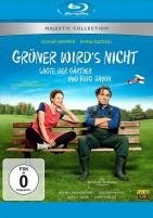 Grüner wird's nicht, sagte der Gärtner und flog davon (Blu-ray)
