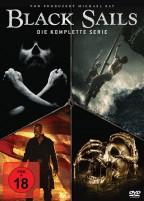 Black Sails - Die komplette Serie (DVD)