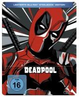 Deadpool - Limited Steelbook Edition (Blu-ray)