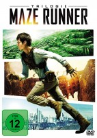 Maze Runner Trilogie (DVD)