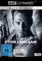 Stirb langsam - 4K Ultra HD Blu-ray + Blu-ray (4K Ultra HD)