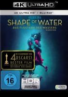 Shape of Water - Das Flüstern des Wassers - 4K Ultra HD Blu-ray + Blu-ray (4K Ultra HD)