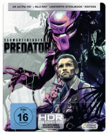 Predator - 4K Ultra HD Blu-ray + Blu-ray / Limitierte Steelbook Edition (4K Ultra HD)