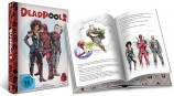 Deadpool 2 - Super Duper Cut + Kinofassung / Mediabook (Blu-ray)