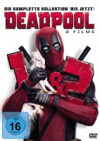 Deadpool 1+2 - Die komplette Kollektion (DVD)