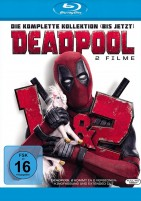 Deadpool 1+2 - Die komplette Kollektion (Blu-ray)