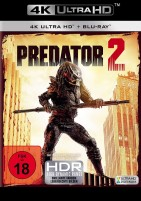 Predator 2 - 4K Ultra HD Blu-ray + Blu-ray (4K Ultra HD)