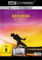 Bohemian Rhapsody - 4K Ultra HD Blu-ray + Blu-ray (4K Ultra HD)