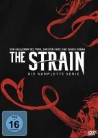 The Strain - Die komplette Serie (DVD)