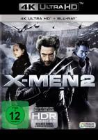 X-Men 2 - 4K Ultra HD Blu-ray + Blu-ray (4K Ultra HD)