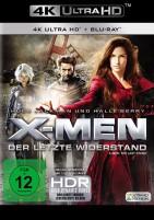 X-Men 3 - Der letzte Widerstand - 4K Ultra HD Blu-ray + Blu-ray (4K Ultra HD)