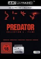 Predator 1-4 - 4K Ultra HD Blu-ray + Blu-ray (4K Ultra HD)