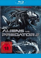 Aliens vs. Predator 2 - Extended Version (Blu-ray)