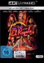 Bad Times at the El Royale - 4K Ultra HD Blu-ray + Blu-ray (4K Ultra HD)