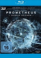 Prometheus - Dunkle Zeichen 3D - Blu-ray 3D + 2D (Blu-ray)
