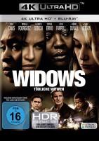 Widows - Tödliche Witwen - 4K Ultra HD Blu-ray + Blu-ray (4K Ultra HD)