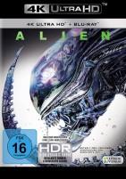 Alien - Das unheimliche Wesen aus einer fremden Welt - 40th Anniversary / 4K Ultra HD Blu-ray + Blu-ray (4K Ultra HD)