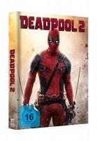 Deadpool 2 - Super Duper Cut + Kinofassung + DVD / Mediabook Character (Blu-ray)