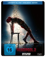 Deadpool 2 - Super Duper Cut + Kinofassung / Flashdance Steelbook (Blu-ray)