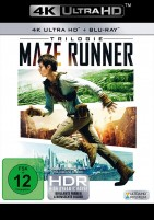 Maze Runner Trilogie - 4K Ultra HD Blu-ray + Blu-ray (4K Ultra HD)
