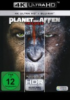 Planet der Affen Trilogie - 4K Ultra HD Blu-ray + Blu-ray (4K Ultra HD)