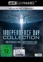 Independence Day 1+2 - 4K Ultra HD Blu-ray + Blu-ray (4K Ultra HD)