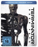 Terminator - Dark Fate - Limited Steelbook (Blu-ray)
