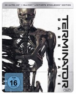 Terminator - Dark Fate - 4K Ultra HD Blu-ray + Blu-ray / Limited Steelbook (4K Ultra HD)