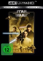 Star Wars: Episode II - Angriff der Klonkrieger - 4K Ultra HD Blu-ray + Blu-ray (4K Ultra HD)