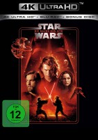 Star Wars: Episode III - Die Rache der Sith - 4K Ultra HD Blu-ray + Blu-ray (4K Ultra HD)