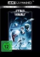 Star Wars: Episode V - Das Imperium schlägt zurück - 4K Ultra HD Blu-ray + Blu-ray (4K Ultra HD)