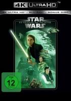 Star Wars: Episode VI - Die Rückkehr der Jedi-Ritter - 4K Ultra HD Blu-ray + Blu-ray (4K Ultra HD)