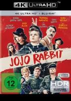 Jojo Rabbit - 4K Ultra HD Blu-ray + Blu-ray (4K Ultra HD)