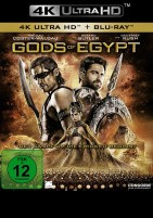 Gods of Egypt - 4K Ultra HD Blu-ray + Blu-ray (Ultra HD Blu-ray)