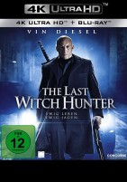 The Last Witch Hunter - 4K Ultra HD Blu-ray + Blu-ray (Ultra HD Blu-ray)