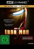 Iron Man - 4K Ultra HD Blu-ray + Blu-ray (4K Ultra HD)