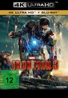 Iron Man 3 - 4K Ultra HD Blu-ray + Blu-ray (4K Ultra HD)