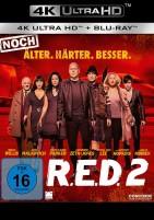 R.E.D. 2 - Noch Älter. Härter. Besser. - 4K Ultra HD Blu-ray + Blu-ray (4K Ultra HD)
