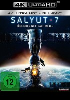 Salyut-7 - Tödlicher Wettlauf im All - 4K Ultra HD Blu-ray + Blu-ray (4K Ultra HD)