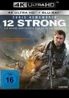 12 Strong - Die wahre Geschichte der US-Horse Soldiers - 4K Ultra HD Blu-ray + Blu-ray (4K Ultra HD)