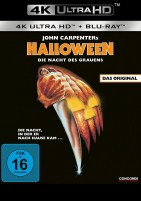 Halloween - Die Nacht des Grauens - 4K Ultra HD Blu-ray + Blu-ray (4K Ultra HD)