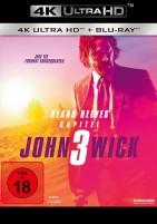 John Wick: Kapitel 3 - 4K Ultra HD Blu-ray + Blu-ray (4K Ultra HD)
