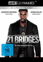 21 Bridges - 4K Ultra HD Blu-ray + Blu-ray (4K Ultra HD)