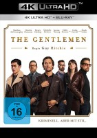 The Gentlemen - 4K Ultra HD Blu-ray + Blu-ray (4K Ultra HD)