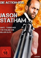 Jason Statham - Die Action Box (DVD)