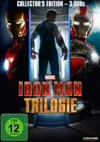 Iron Man Trilogie - Collector's Edition (DVD)