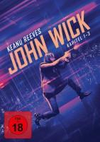 John Wick - Kapitel 1-3 (DVD)