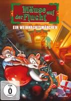 Mäuse auf der Flucht - Ein Weihnachtsmärchen (DVD)