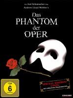 Das Phantom der Oper - Special Edition / 2. Auflage (DVD)